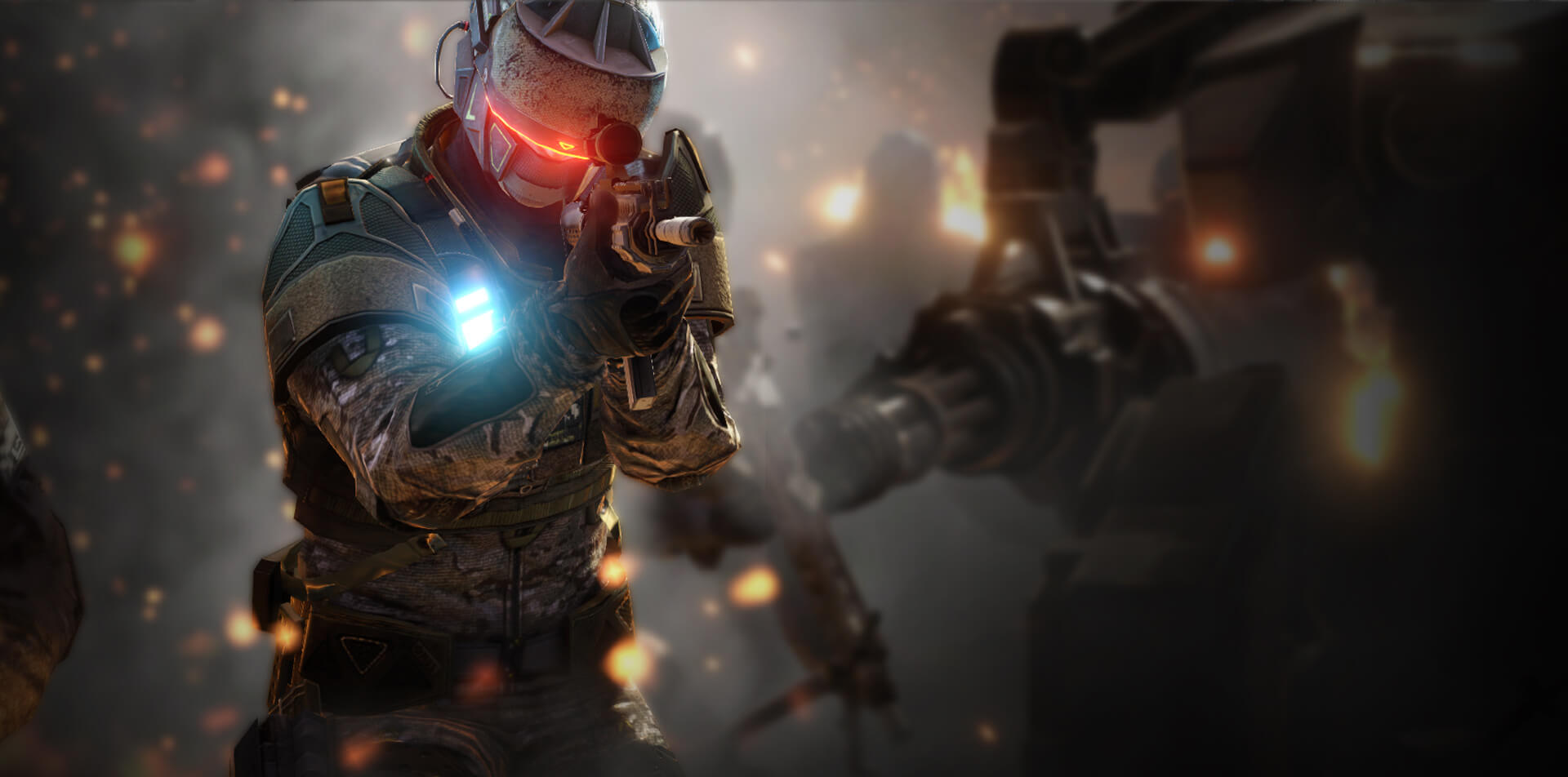 Ironsight – Futuristic Warfare