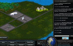 Empire Universe 2 - Screenshot construction bâtiments