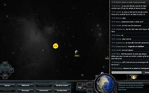 Empire Universe 2 - Screenshot espace