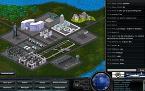 Empire Universe 2 - Screenshot Construa sua base
