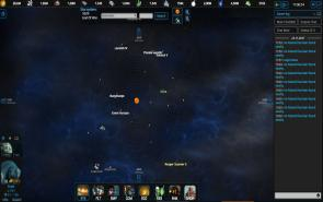 Empire Universe 3 - Screenshot The universe