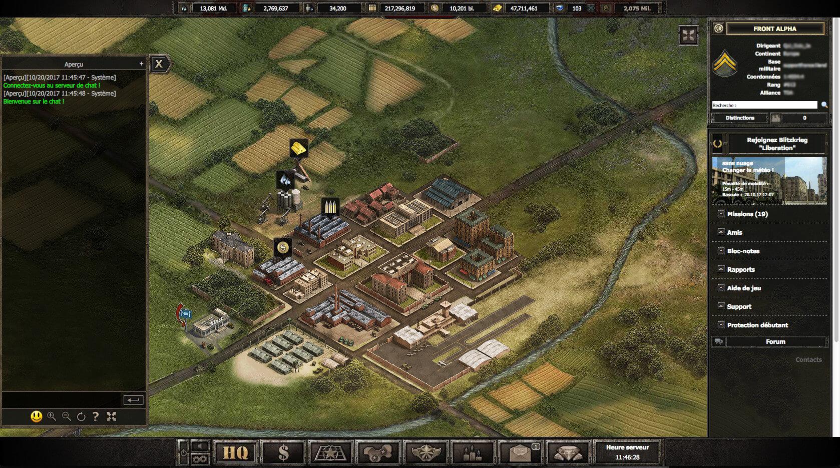 jeu de guerre en ligne gratuit a telecharger
