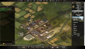 Wargame1942 - Screenshot: votre base