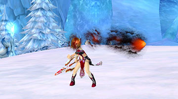 Magier Skill: Feuerball