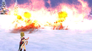 Magier Skill: Inferno