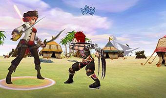 Fiesta Online: Joker im Kampf mit Piratin